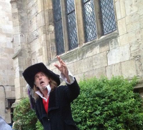 Trevor Rooney's Ghost Tour of York : Trevor Rooney
