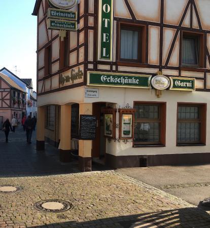 Hotel Eckschanke