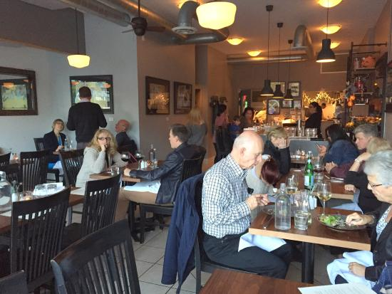 Belmont Ave Kitchener Restaurants