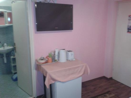 Anna Guesthouse: DOUBLE BED ROOM ENSUITE