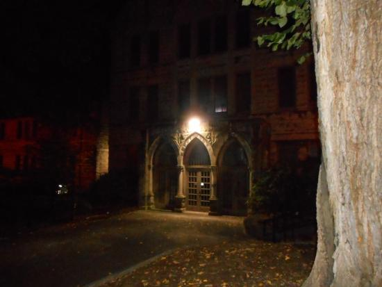 Haunted Asheville Ghost Tours: Haunted Church on the Tour!