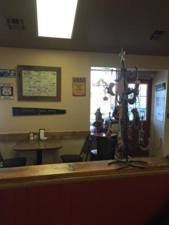 Chelsea, OK: Main Street Diner