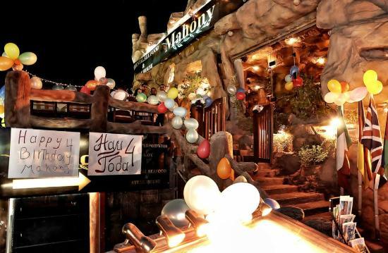 Mahony Restaurant