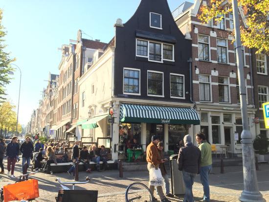 exterieur winkel 43 foto van winkel 43 amsterdam