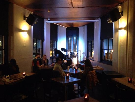 Charterhouse Bar : Wonderful setting