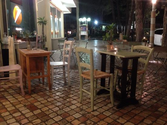 Zero7venti4 milano marittima restaurant bewertungen for Bagno holiday milano marittima