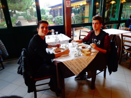 ottimo a pranzo - Foto di CH4 Sporting Club Ristorante, Torino ...