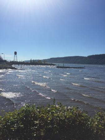 Hastings on Hudson, นิวยอร์ก: MacEachron Waterfront Park