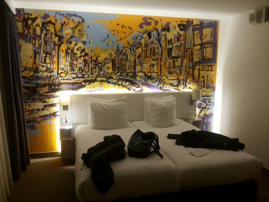Westcord Art Hotel Amsterdam  Stelle