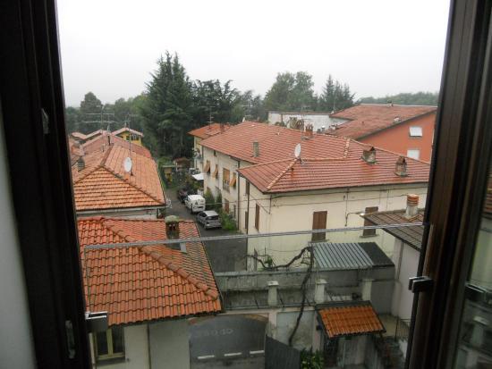 Hotel Locanda: vista dalla camera