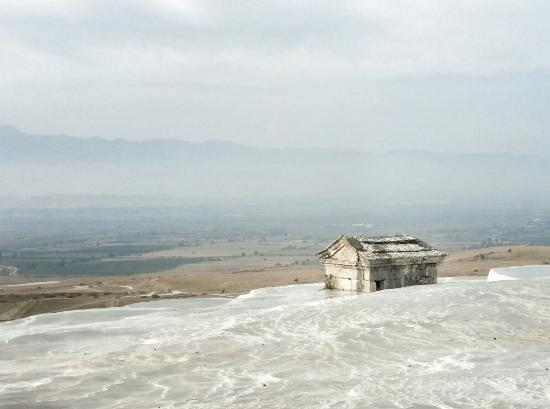 Памуккале - Picture of Hierapolis & Pamukkale, Denizli ...