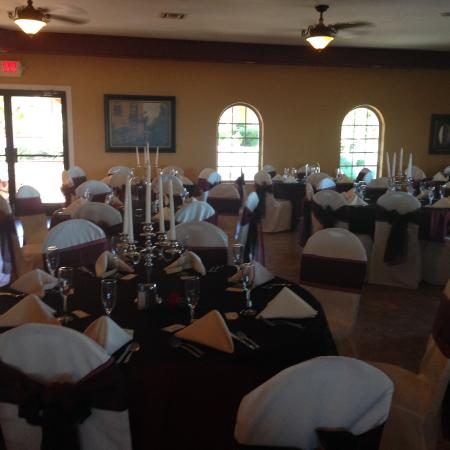 Dream Manor Inn expanded banquet room