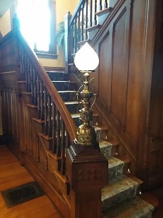 Bay City, MI: Stairway to heaven!