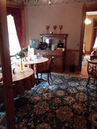 Bay City, MI: Breakfast room