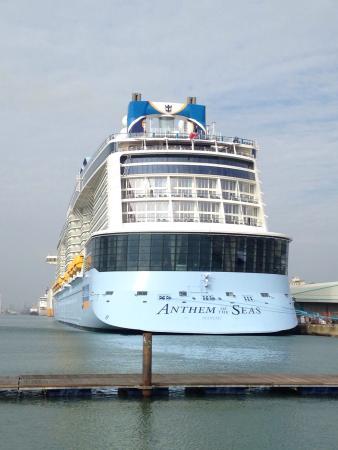 Photojpg Picture Of Mayflower Park Southampton TripAdvisor - Southampton cruise ship parking