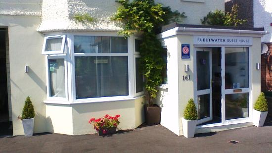 Fleetwater Guest House: Outside