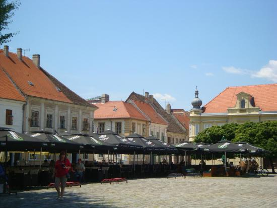 Central Croatia, Chorwacja: Much to see and do and eat and drink!