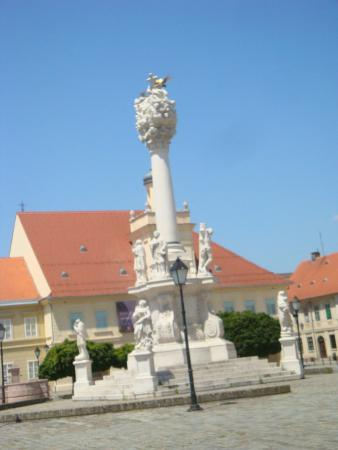 Central Croatia, Chorwacja: Another view of the monument