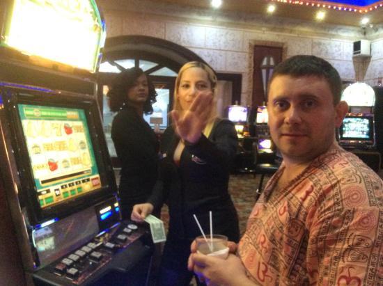 Dream Casino Be Live Hamaca: Казино в отеле Be Live Hamaca Garden