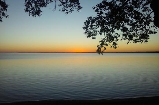 The Lodge on Otter Tail Lake: sunrise