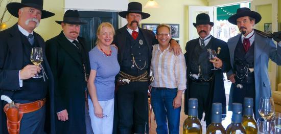 Amador City, CA: Tasting Room