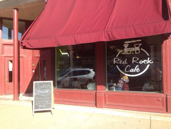 Hastings, MN: Karl's Red Rock Cafe