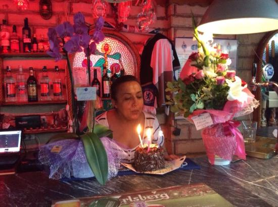 Ekin Aparts: Angel birthday