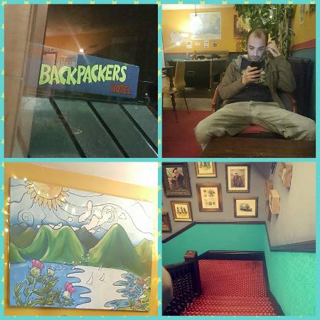 Pitlochry Backpackers Hotel: Backpackers