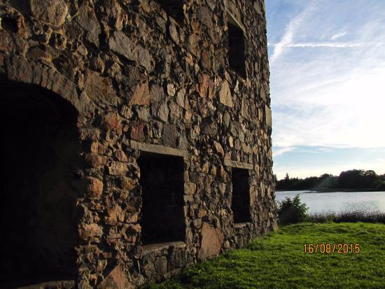 Savsjo, Suède : Eksjohovgards castle