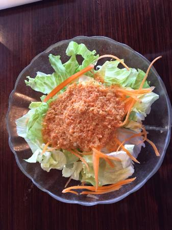 Bluefin Sushi: Japanese Salad