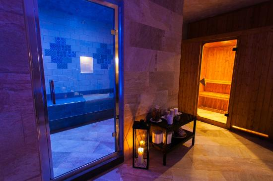 Bagno Turco - Sauna - Picture of Hotel Costazzurra Museum & SPA, San ...