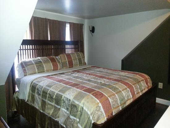 Ambrae House: Comfy bed