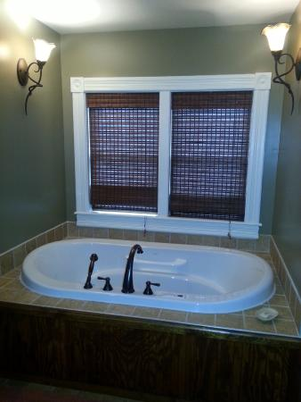 Ambrae House: Fun tub!
