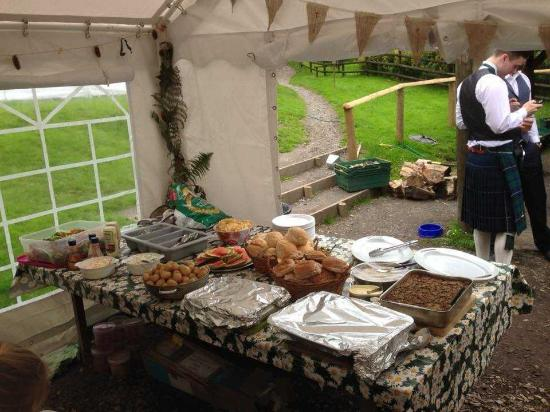 Marthrown of Mabie: Hog Roast