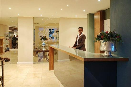 Isango Gate Boutique Hotel and Spa: Reception