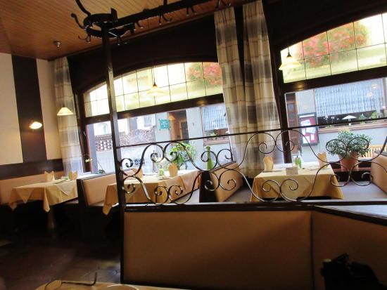 Bacharacher Hof: Bacharach Hof Restaurant