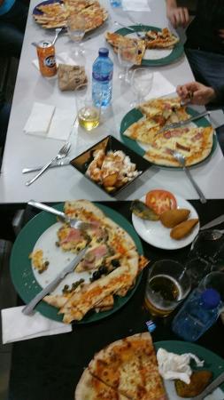 Pizzería La Corrala