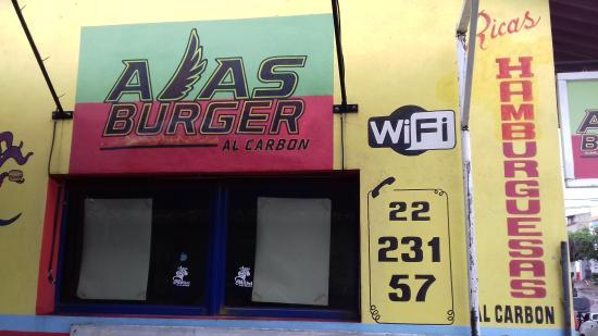 Alas Burger