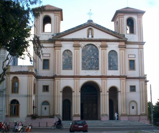 Nuestra Senora del Pilar y San Rafael