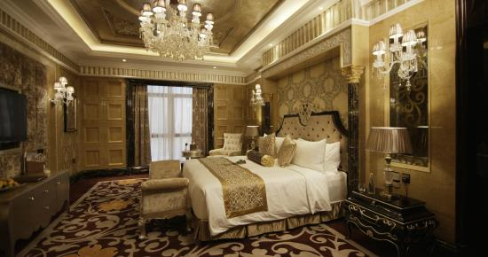 Bedroom Picture Of Narcissus Hotel Residence Riyadh Riyadh