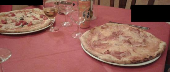 Arnesano, Italy: Pizzas