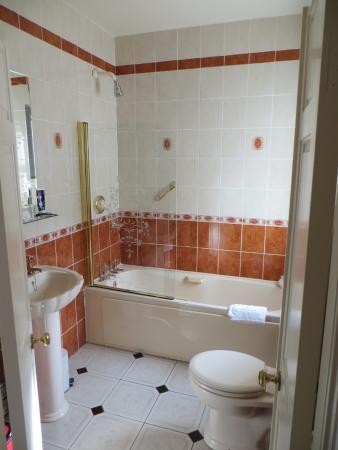 Brook Manor Lodge: Bath area Room 2 Ground Floor