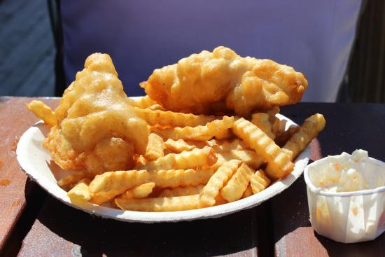 Harbour Fish N' Fries: Fish 'n' Chips