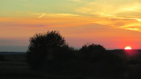 Grayson, Canada: Saskatchewan Sunset