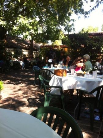 Joe T Garcia S Mexican Restaurant Patio