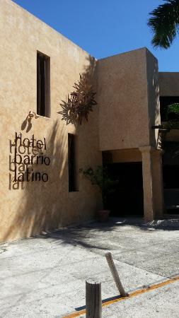 Barrio Latino Hotel: Hotel Barrio Latino