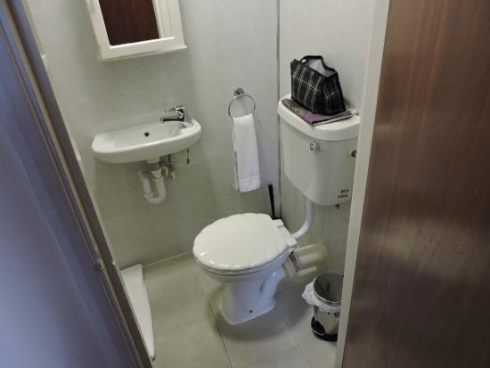 โรงแรมสแตนลีย์ เฮาส์: Tiny WC
