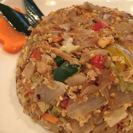 Kothu roti nice sri lankan street food dish picture of for Authentic sri lankan cuisine