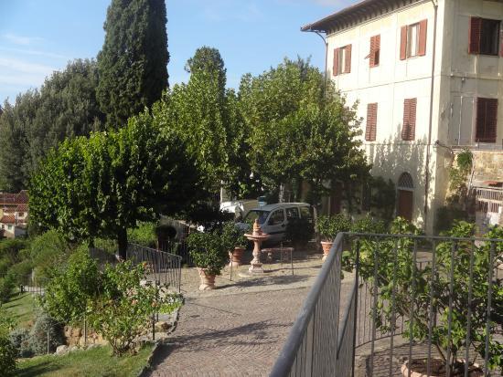 jardim das rosas  Foto di Piazzale Michelangelo, Firenze