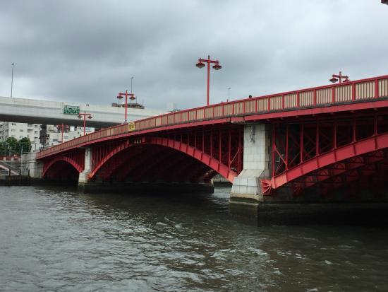 Tokyo Prefecture, Japão: 吾妻橋